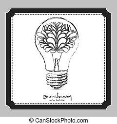 ampoule, conception