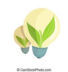 croissant usine ampoule global int rieur plante int rieur global illustration croissant. Black Bedroom Furniture Sets. Home Design Ideas