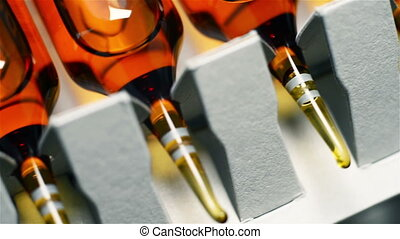 Ampoules Containing Pharmaceutical