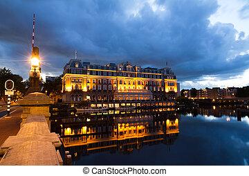 amstel, hotel