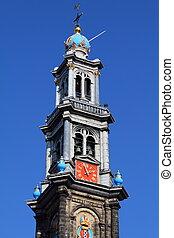 Amsterdão, Países Baixos,  Westerkerk
