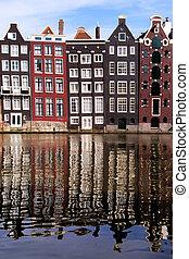 amsterdam , κανάλια