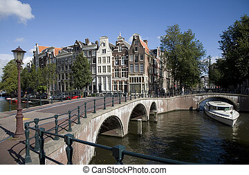 Amsterdam 4 - Amsterdam canal junction