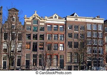 Amsterdam case canale case lungo amsterdam foto d for Case in affitto amsterdam lungo periodo