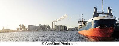 Amsterdam industrial