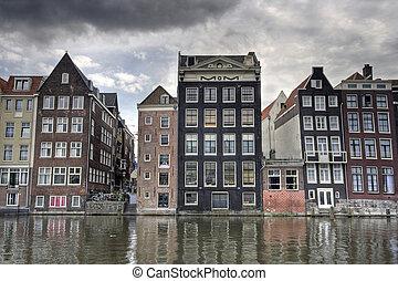 amsterdam, mansiones