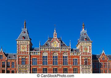 amsterdam, niederlande, centraal