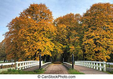 Amsterdamse bos entrance