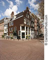 amszterdam, épület