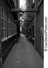 amszterdam, utca