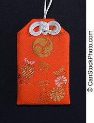 amulett, japanisches