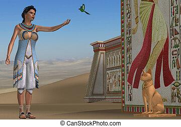 amunet, エジプト人