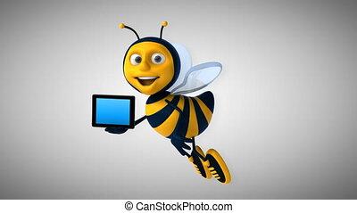 amusement, abeille