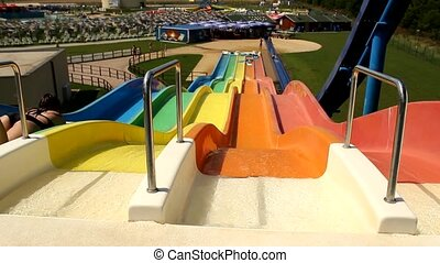 amusement aqua park