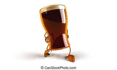 amusement, bière