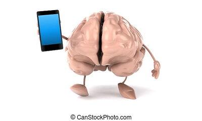 amusement, cerveau
