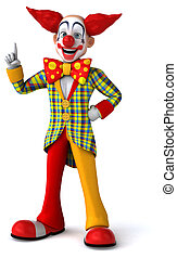 amusement,  clown