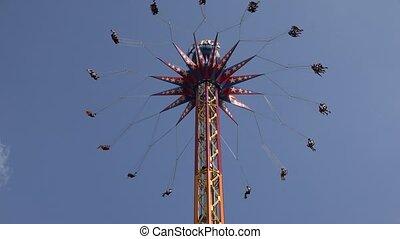 Amusement Park Chair Ride