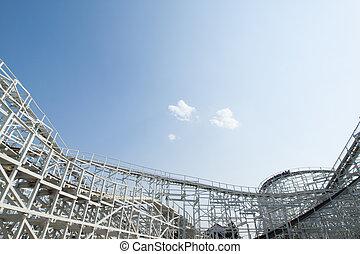"Elitch Gardens Theme Park, locally known as ""Elitch's"", is an amusement park in Denver, Colorado."