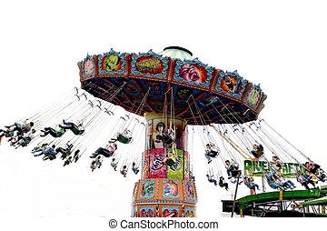 Amusement Park in south korea