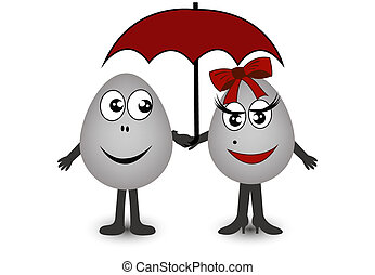 Amusing Easter eggs