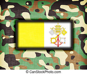 Amy camouflage uniform, Vatican City