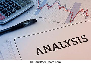 análise, gráficos, e, gráficos
