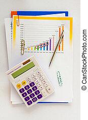 análise, gráficos, e, gráficos, de, vendas