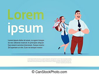 anúncio, mulher, grávida, positivo, gravidez, segurando, teste, fazer, homem