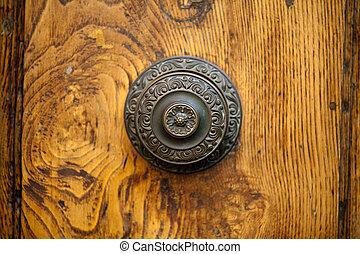 an, 古董, 門門環