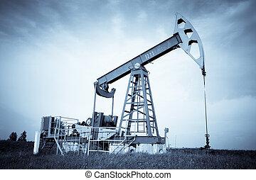 an, 油泵, 千斤頂