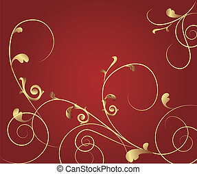 an abstract background with swirls