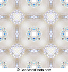 kaleidoscope background - an abstract kaleidoscope...