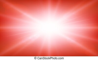 An abstract red background