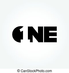 Creative number one symbol - an amazing Creative number one ...