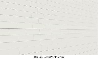 An arrow bursting through a wall