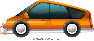 An elegant automobile