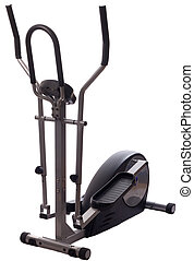 elliptical cross trainer - an elliptical cross trainer...