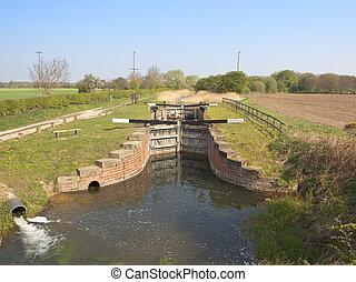 an english waterway
