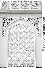 Islamic mosque design