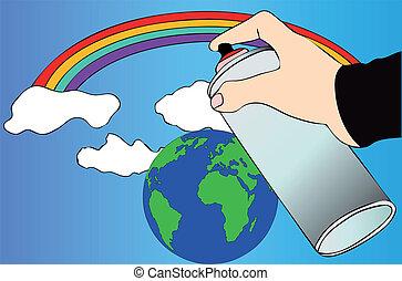 An idea of the world