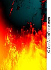 fire hell