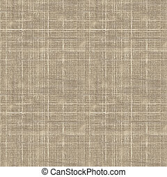 An illustration of a nice abstract seamless sack linen texture