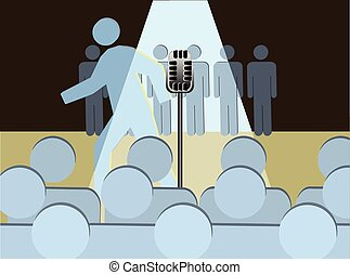 Walk Out or Stage Fright