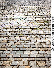 cobble stone background - An image of a cobble stone ...