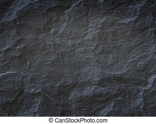 black stone background - An image of a cool black stone...