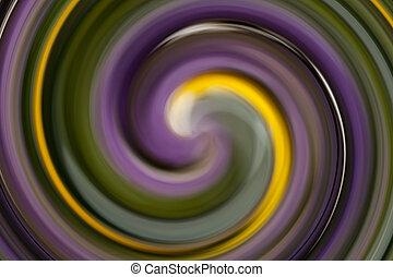 dark swirl background - An image of a dark swirl background