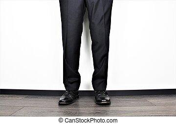 An image of a man