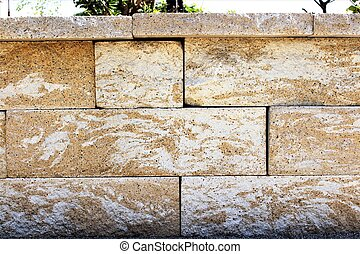 An image of a stonewall