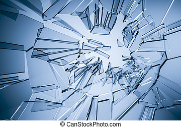 glass background - An image of a stylish glass background